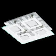 94226 | ALMANA LAMP TECHO ACERO BLANCO DECO L290 4X3W GU10 LED 800lm